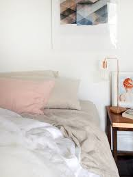 Adairs Bedding Loving The Everyday Luxury Of Linen Bedding We Are Scout