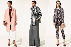 chic clothing s fall collection is of chic work clothes