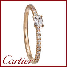 cartier rings images Cartier 18k gold elegant style rings b4216700 by styler buyma jpg