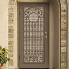unique home designs security doors screen door home depot design