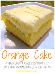 orange cake recipe homemade cake with orange juice and orange