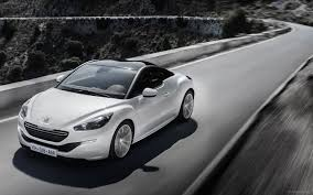 peugeot sports car peugeot rcz sports coupe 2013 widescreen exotic car pictures 06