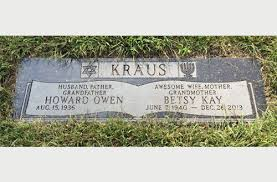 Flat Grave Markers With Vase Companion Markers And Double Flat Lawn Level Cemetery Markers