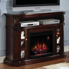 60 Inch Tv Stand With Electric Fireplace Wayfair Tv Cabinets Home Improvement Design And Decoration