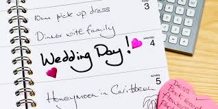 preparation of event plan for wedding wedding planning what the magazines don t tell you huffpost