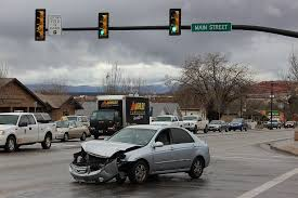what is considered running a red light running red light causes accident 2 sent to hospital st george news