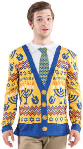 channukah sweater hanukkah sweater t shirt faux real