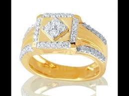 wedding ring designs for men gold and diamond studded men ring designs