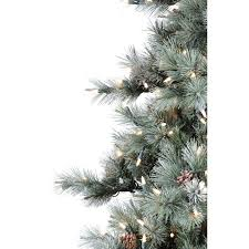 9 x66 iced aspen layered tree direct export company