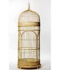 wrought iron bird cage large bird cage decoration bird house big