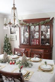 extraordinary dining room christmas decorations for your 45 best