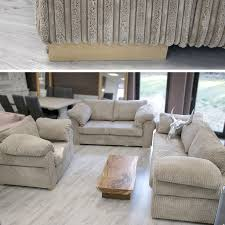 sofa garnitur 3 teilig sofagarnitur 3 teilig cordstoff
