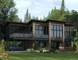hillside cabin plans hillside cabin plans a practical yet contemporary design makes