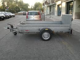 cerco carrello porta auto usato nolo prestito rimorchio ellebi trasporto a chiaravalle