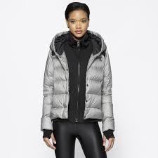 city puffer jacket alala