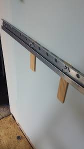 Installing IKEA Kitchen Cabinets The DIY Way Offbeat Home  Life - Kitchen cabinet rails