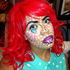 Pop Art Halloween Costume Ideas 74 Costume Ideas 2014 Images Costume Ideas