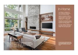 dynaudio custom architectural studio series speakers brochure
