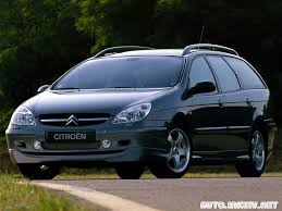 citroen c5 by carlsson technical details history photos on