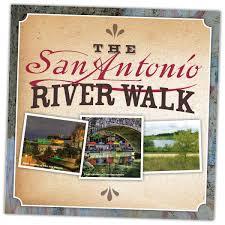 Riverwalk Map San Antonio River Walk Trail Map U0026 Brochure