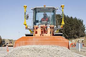 grade control for wheel loaders trimble civil engineering and