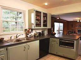 painting dark kitchen cabinets white light colored wood kitchen cabinets dark wood floors with light