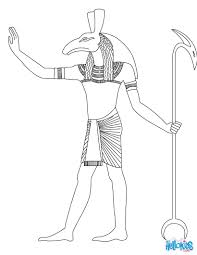 seth egyptian goddess u0026 gods coloring page coloring pages of