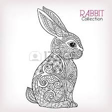 1 078 easter coloring book stock vector illustration royalty