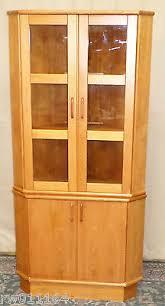 Mid Century Corner Cabinet Furniture Collection On Ebay