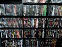 horror dvd collection part 1