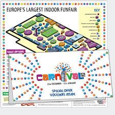 Carnival Floor Plan Colony Creative Portfolio Irn Bru Carnival At The Secc