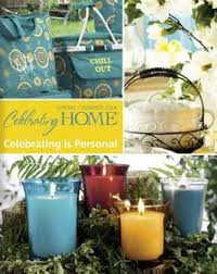 celebrating home interior catalog