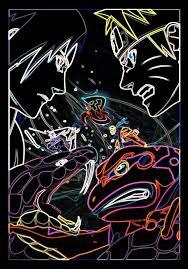 vs sasuke an epic battle between vs sasuke by kiritosenpai120 on