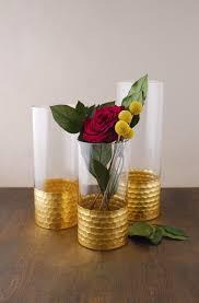 honeycomb cylinder vase 8