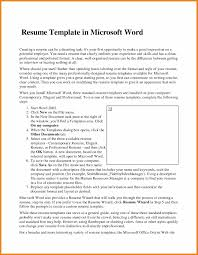 resume format for word resume examples where are the resume templates in microsoft word resume microsoft word 12751650 how to use resume resume microsoft word template