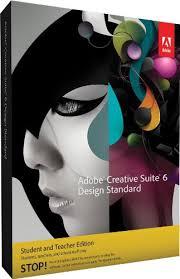 creative suite 6 design standard adobe cs6 design standard student and edition