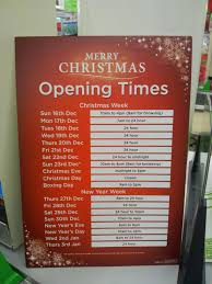 the not so secret diary of a grumpess opening times for