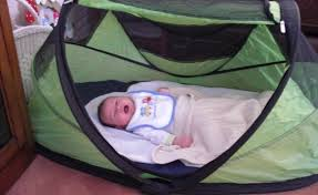 peapod infant travel bed recalled due to suffocation hazard