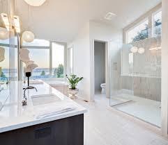 dark shower light floors bathroom houses flooring picture ideas