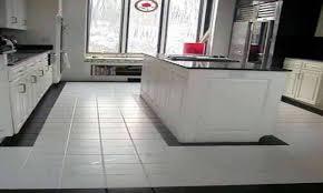 black and white tile floor kitchen white kitchen floor tile ideas about ideas