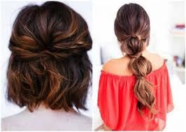 Einfache Hochsteckfrisurenen Kurze Haare Selber Machen by Einfache Hochsteckfrisuren Fã R Lange Haare Zum Selber Machen