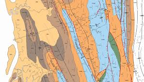 Porter Ranch Map Geologic Maps Foundation