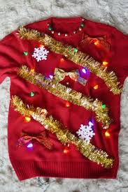 The Ugly Christmas Sweater Party - well the christmas season is here and parties will be in full