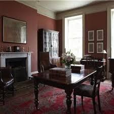 colours book room red farrow u0026 ball home decor pinterest