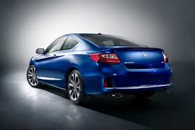 new 2013 honda accord sedan and coupe first photos and details