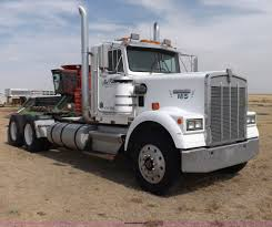t900 kenworth trucks for sale 1985 kenworth w900 semi truck item f6038 sold wednesday
