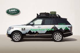 lego land rover first hybrid range rover models take on epic u0027silk trail u0027 to india