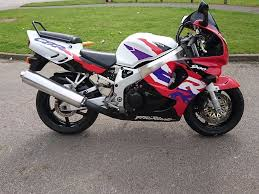 honda cbr 900 rr honda cbr 900 rr fireblade low miles px and delivery possible in