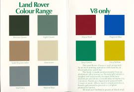 what color is this landyzone land rover forum