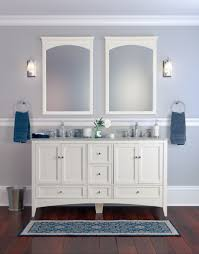 Beachy Bathroom Mirrors by White Bathroom Cabinet White Finish Bathroom Vanities Bathroom